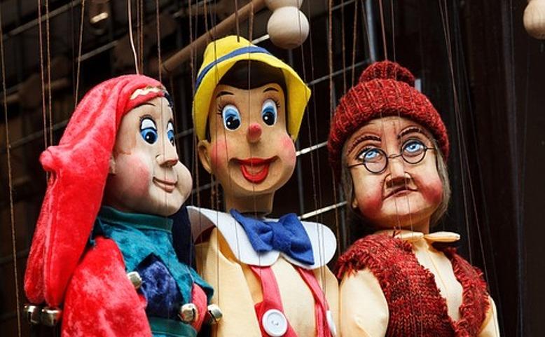 spectacle de marionnette